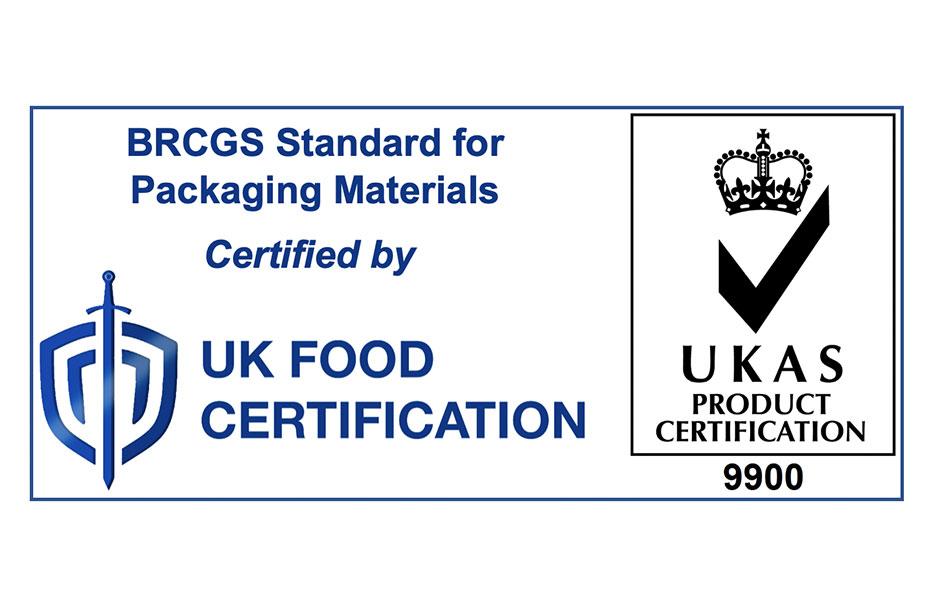 BRCGS Certification Logo