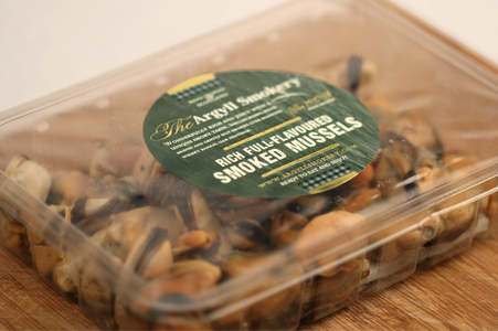 Custom fresh produce labels