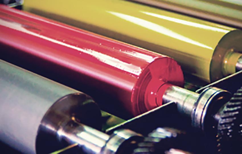 Tape printing machinery