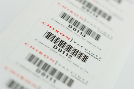 Custom pharmaceutical labels