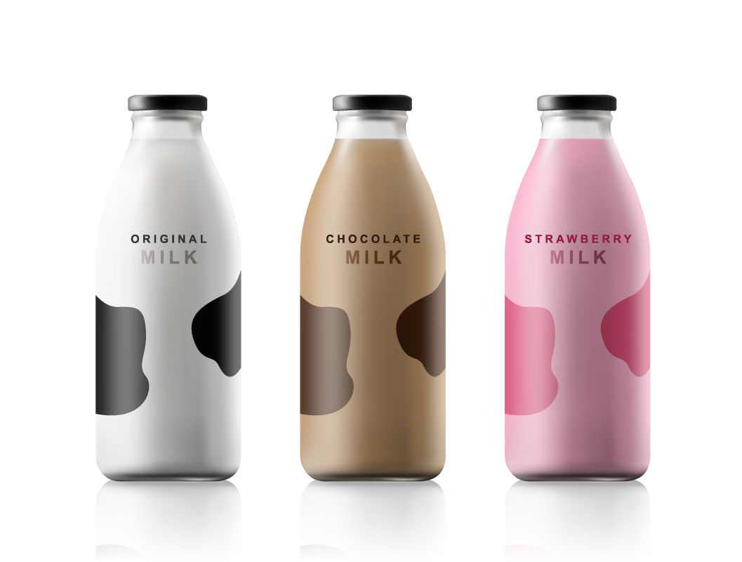 Custom Dairy Labels